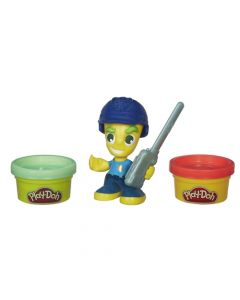 Play-doh Town Figure Pack - Police Boy