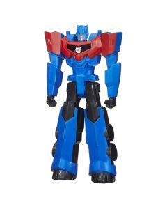 Transformers 30cm Titan Hero Figure - Optimus Prime