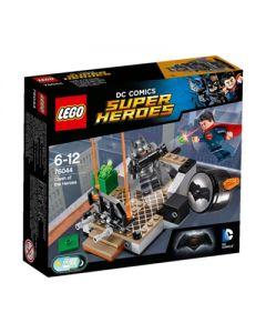LEGO Super Heroes 76044 Oppgjør mellom helter