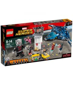 LEGO Super Heroes 76051 Superheltenes kamp på flyplassen