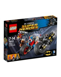 LEGO Super Heroes 76053 Batman Motorsykkeljakt i Gotham City