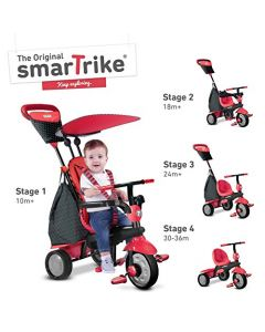 Smart Trike Glow 4 trikes in 1 - Touch Steering