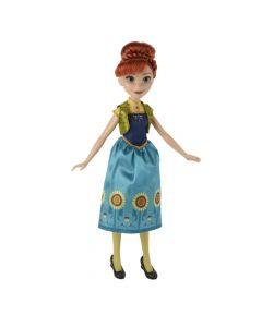 Disney Frozen Frozen Fever Anna dukke -  26.5cm