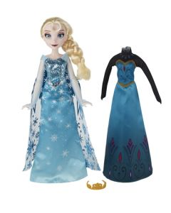 Disney Frozen Fashion Change 28cm - Elsa
