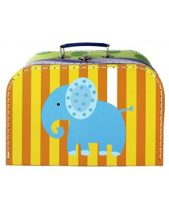 Koffert - elefant, 29cm