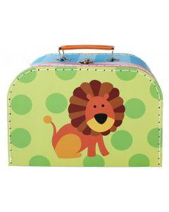 Koffert - løve, 25cm