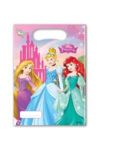 Disney Princess dreaming godteposer - 6 stk
