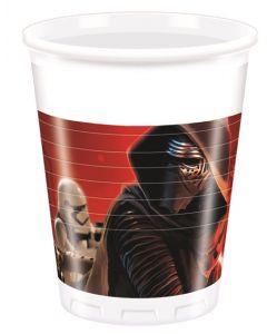 Star Wars Awakens plastkrus - 200 ml