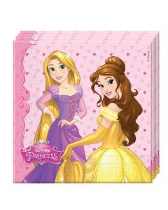 Disney Princess dreaming servietter - 20 stk