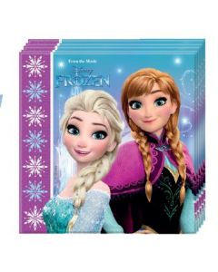 Disney Frozen servietter - 20 stk