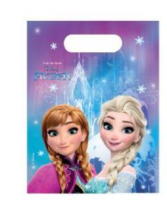 Disney Frozen godteposer - 6 stk