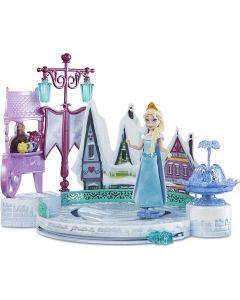Disney Frozen Elsa med skøytebane