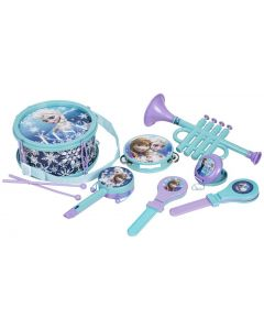 Disney Frozen musikksett - 6 instrumenter