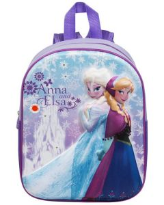 Disney Frozen Anna and Elsa LED - ryggsekk