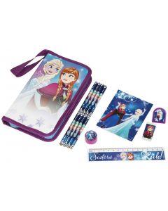 Disney Frozen pennal - 10 deler
