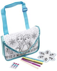 Disney Frozen - Colour Your Own Bag
