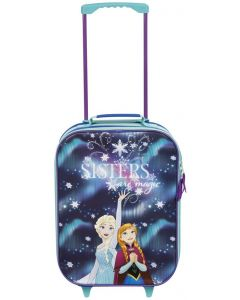 Disney Frozen stor trillekoffert