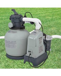 Intex sand filter- og saltvannspumpe