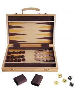 Backgammon i tre