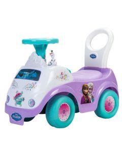 Kiddieland Disney Frozen lær-å-gå - lilla