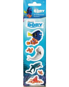 Disney Finding Dory 3D klistremerker