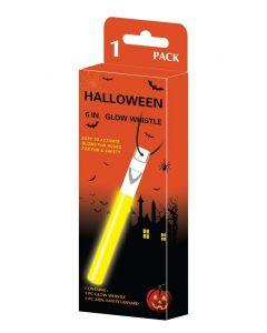 Glow in the dark halloween viske 1stk. - grønn