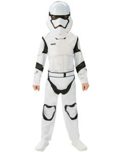 Star Wars Storm Trooper classic 7-8 år - 128 cm