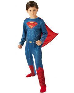 Superman classic 7-8 år - 128 cm
