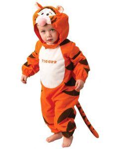 Disney Ole Brumm Tigergutt-kostyme 1-2 år - 86 cm