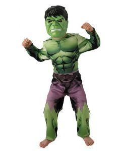 Avengers Hulken 7-8 år - 128 cm