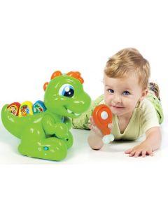 Baby T-Rex - interaktiv baby - norsk versjon