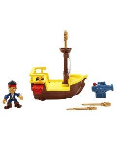 Fisher Price Disney Jake and Neverland Pirates piratskip