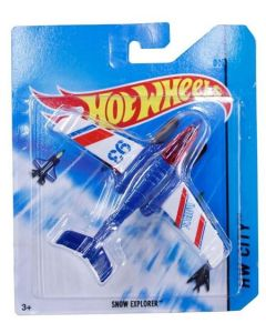 Hot Wheels Skybuster fly - Snow explorer