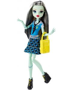 Monster High signature dukke - Frankie Stern