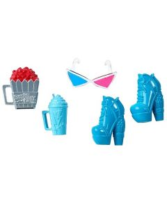 Monster High fashion tilbehør - assortert