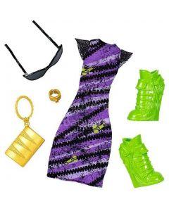 Monster High fashion tøysett - Clawdeen