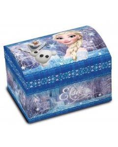 Disney Frozen smykkeskrin - blå