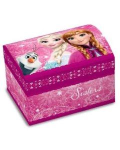 Disney Frozen smykkeskrin - rosa