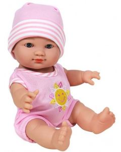 Lissi babydukke 20cm - jenta