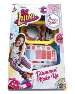 Disney Soy Luna sminkediamant make-up-sett