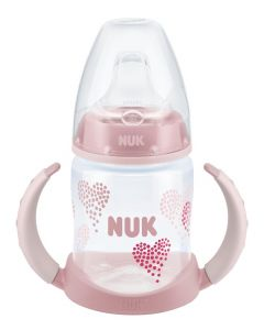 NUK First Choice learner bottle tutekopp 150 ml