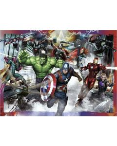 Ravensburger puslespill Avengers - 100 biter