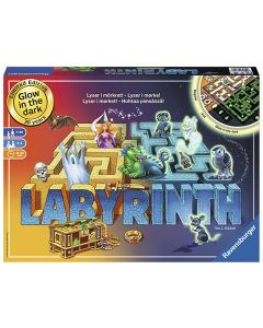 Labyrinth glow in the dark, spill