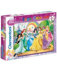 Clementoni Maxi puslespill Disney Butterfly Princess - 60 biter