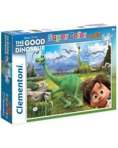 Clementoni Maxi puslespill Disney The good Dinosaur - 60 biter