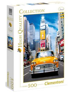 Clementoni high quality collection Times Square - 500 biter