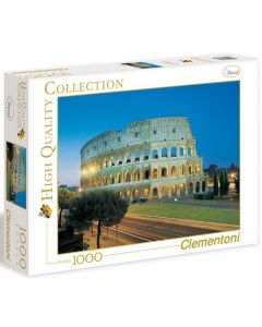 Clementoni high quality collection Roma - Colosseum - 1000 biter