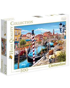 Clementoni high quality collection Venezia - 500 biter