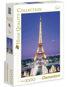 Clementoni high quality collection Paris - 1000 biter