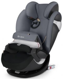 Cybex Pallas M-fix - Graphite Black-dark grey